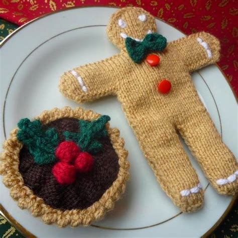 knitted christmas ornaments crochet patterns and tutorials