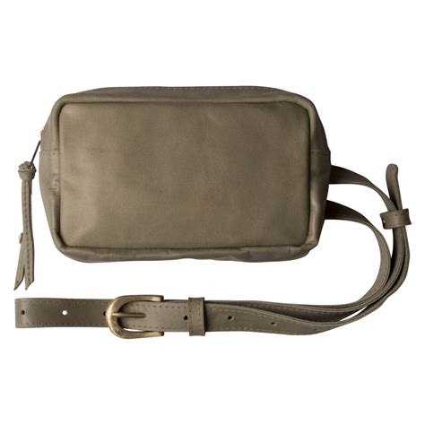 leather belt bag dorus versatile small leather bag
