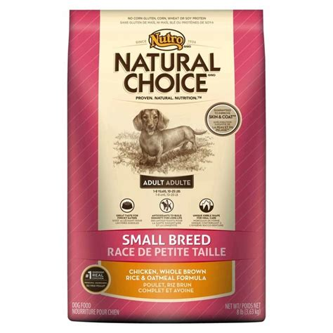 1st Choice Puppy Small Breeds Food nutro choice small breed food from petco instacart