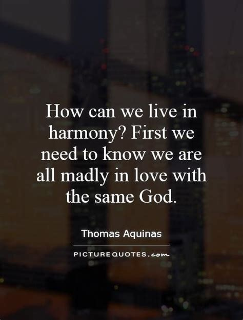 we are in love we can t have full knowledge all at once we m by thomas