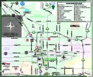 map of san bernardino california california map