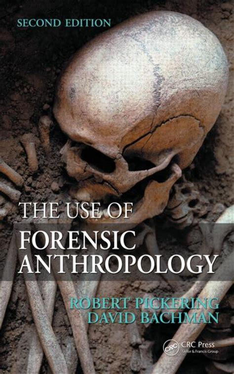 an anthropology of biomedicine books the use of forensic anthropology crc press book