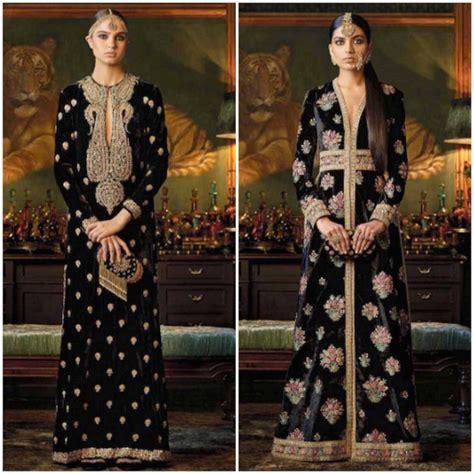 Firdaus Dress fashion report sabyasachi s regal wedding collection