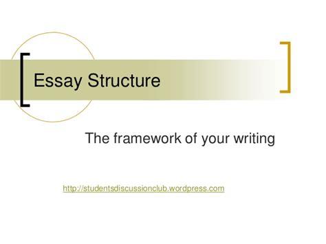 college essay layout