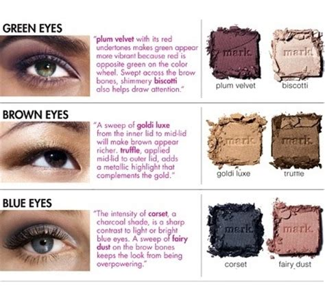 colors that bring out brown erica s fashion best eye shadow shade for your