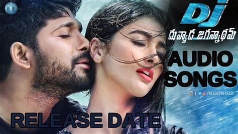 film with songs allu arjun dj movie songs duvvada jagannadham songs