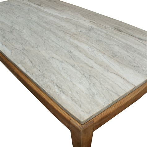 Marble And Wood Dining Table Marble Wood Dining Table Vittorio Dassi Impressive Marble Wood Italian Dining Table At 1stdibs