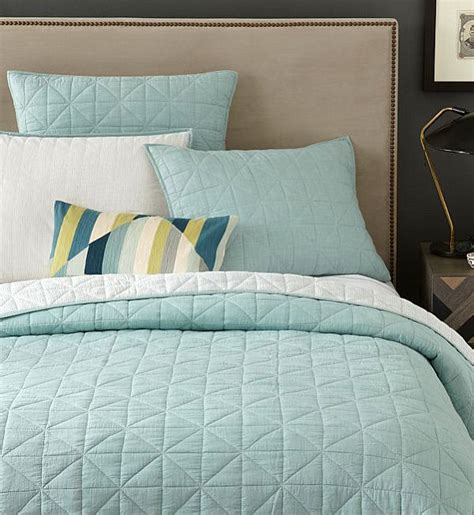 light blue coverlet the power of pastels stylish new finds in soft hues