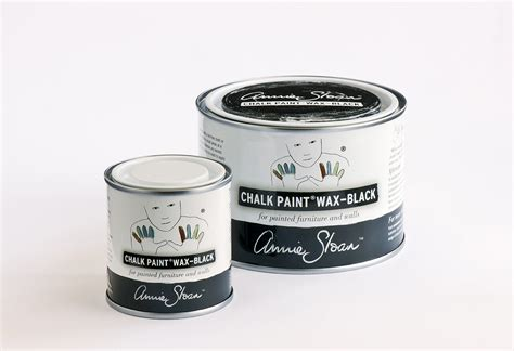 chalk paint wax finish sloan chalk paint wax black painted out