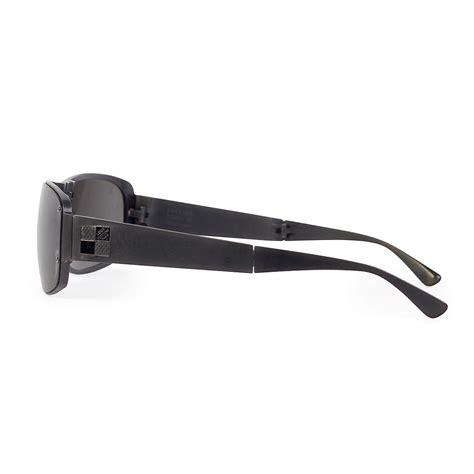 Jual Dompet Lv Louis Vuitton Half Damier Graphite Mirror Quality 8 louis vuitton mens sunglasses
