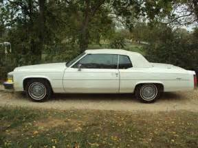 1980 Cadillac Coupe 1980 Cadillac Coupe Le Cabriolet Another H E