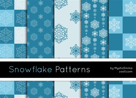 blue photoshop patterns by apricum on deviantart snowflake patterns by mysticemma on deviantart