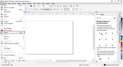 tutorial membuat vektor dengan corel draw tutorial cara membuat komik dengan coreldraw photoshop