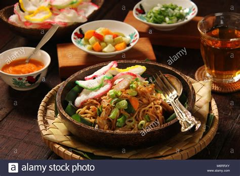 Sale Mie Kremes Shogun javanese food stock photos javanese food stock images alamy
