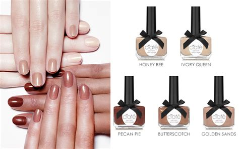 Nail Polishes For Aw 2012 Mememe Ciate And Essie