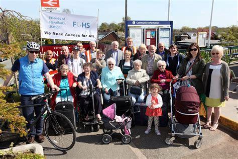 handforth cheshire   stations