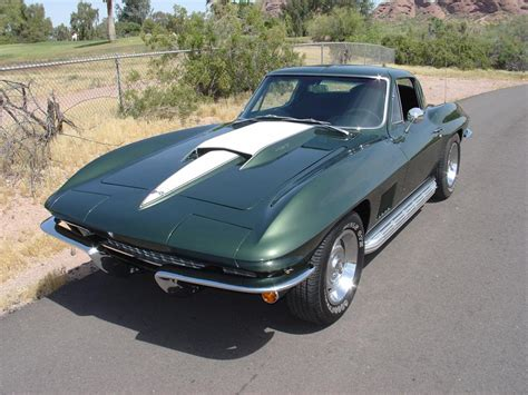 1967 Chevrolet Corvette Stingray 427 1967 Chevrolet Corvette 427 435 Stingray Coupe 21598