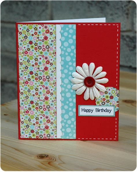 how to make scrapbook cards birthday card scrapbook ideas www imgkid the image
