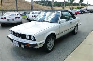 1988 Bmw 325i 1988 Bmw 325i Convertible