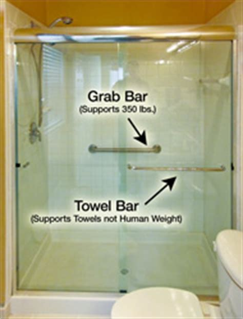 Bathtub Grab Bars Placement Differences Between Shower Grab Bar And Towel Bar Dulles