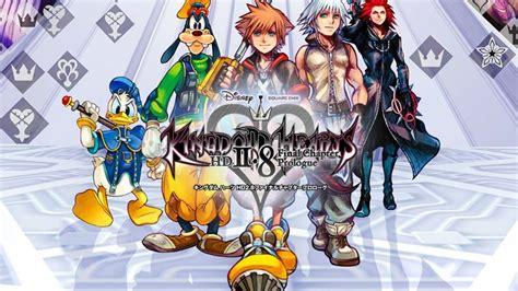 Kingdom Hearts Hd 2 8 Chapter Prologue Ps4 kingdom hearts hd 2 8 chapter prologue recensione trailer e gameplay