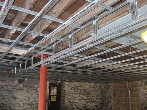 Mass Barrier Ceiling view image
