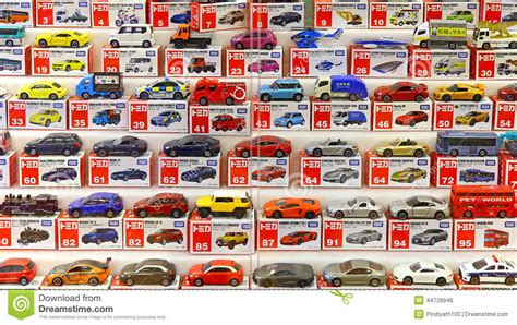 Collection Stores Miniature Cars Collection Editorial Photo Image Of