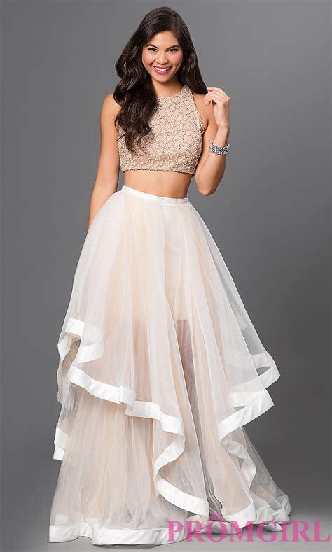 Ivory Ivori Dress Vsnzcc terani two top dress promgirl