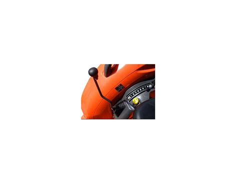 kubota  series tractor lhstrc  hp lawn equipment snow removal equipment