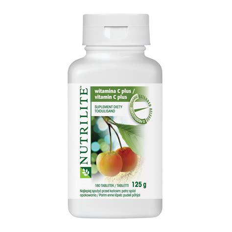 Vitamin X Amway Nutrilite Vitamin C Plus Amway