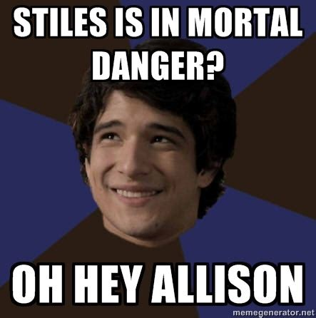 Memes About Teenagers - teen wolf memes
