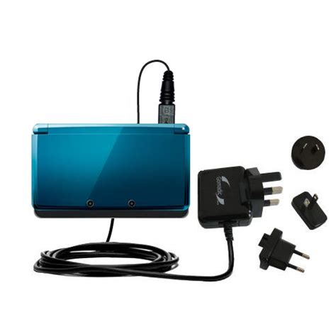 is the 3ds charger the same as the ds usb power port ready retractable usb charge usb cable