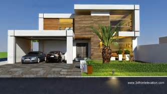 New 3d Home Design 3d Front Elevation Com Beautiful Contemporary House