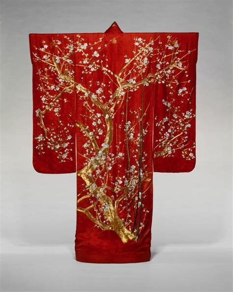 Cp Motif 1 etude des motifs textiles chinois avec le kimono