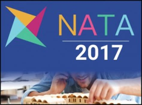 reference books for nata nata 2017 change in structure will now be a single