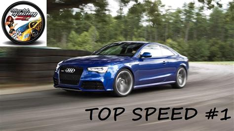 Audi Rs5 Top Speed by Audi Rs5 13 Top Speed Wr2 1