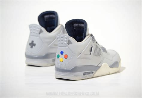 Gameboy Footwear by New Nintendo Air Iv Shoes 91x Fm