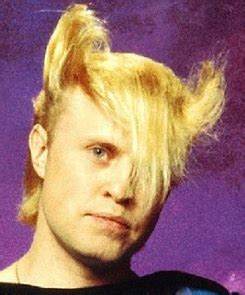 cagagaga 80 s band hair cuts band a flock of seagulls mike score in the centre bad