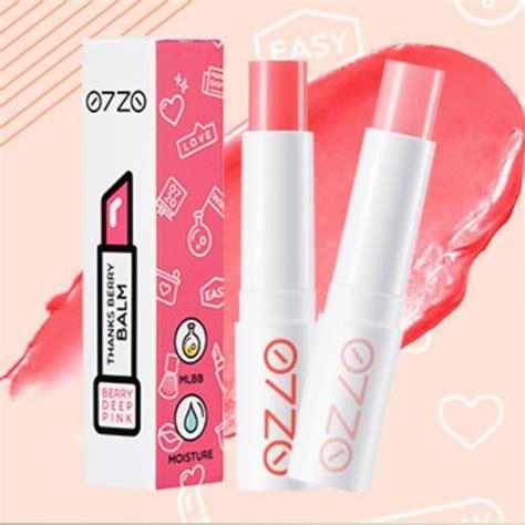 Lipgloss Korea 0720 0720 thanks berry balm pink korean lip balm tint