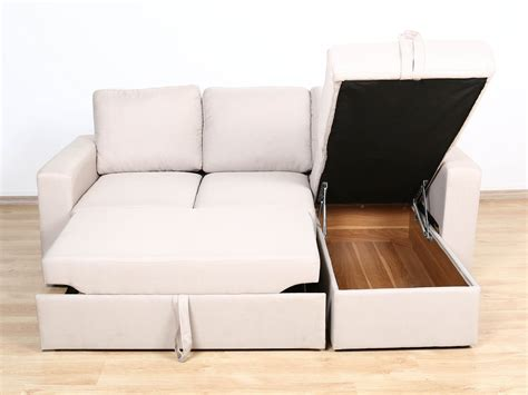 the bed l myst l shape sofa bed with storage buy and sell used