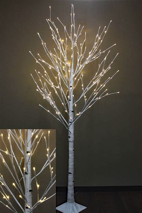 led lighted christmas trees