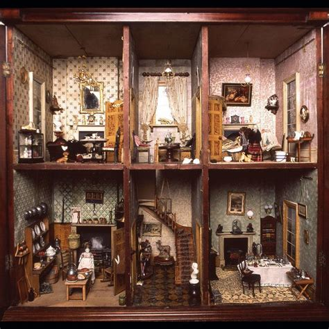 vintage dolls houses 17 best images about dolls houses vintage and antique on pinterest folk art