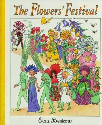 Flower Rubiah the flowers festival elsa beskow 9780863157288
