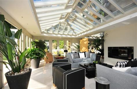 cool conservatory panda s house