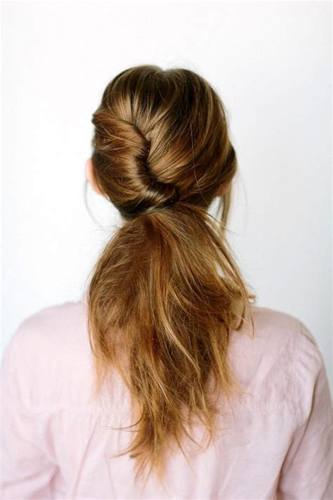messy french twist love this for wedding hair cute simple easy but gorgeous hairstyles for busy mornings glam radar