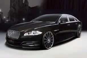 weirdest car jaguar xj black
