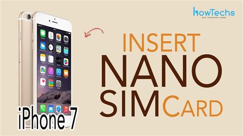 iphone    insert sim card youtube