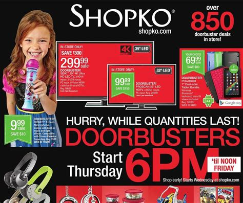 Shopko In Store Printable Coupons 2017