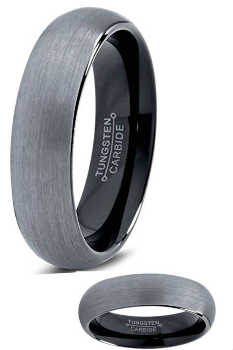 Wedding Bands Metals by 30 Ideas Of Non Metal Mens Wedding Bands