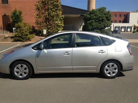 2005 toyota prius gas mileage buy used 2005 toyota prius electric hybrid up to 60